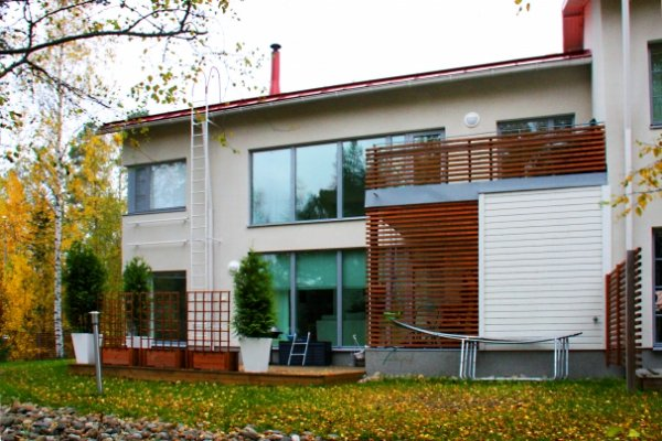 19 - JÄMERÄ EESTI Дом из камня на все 100%