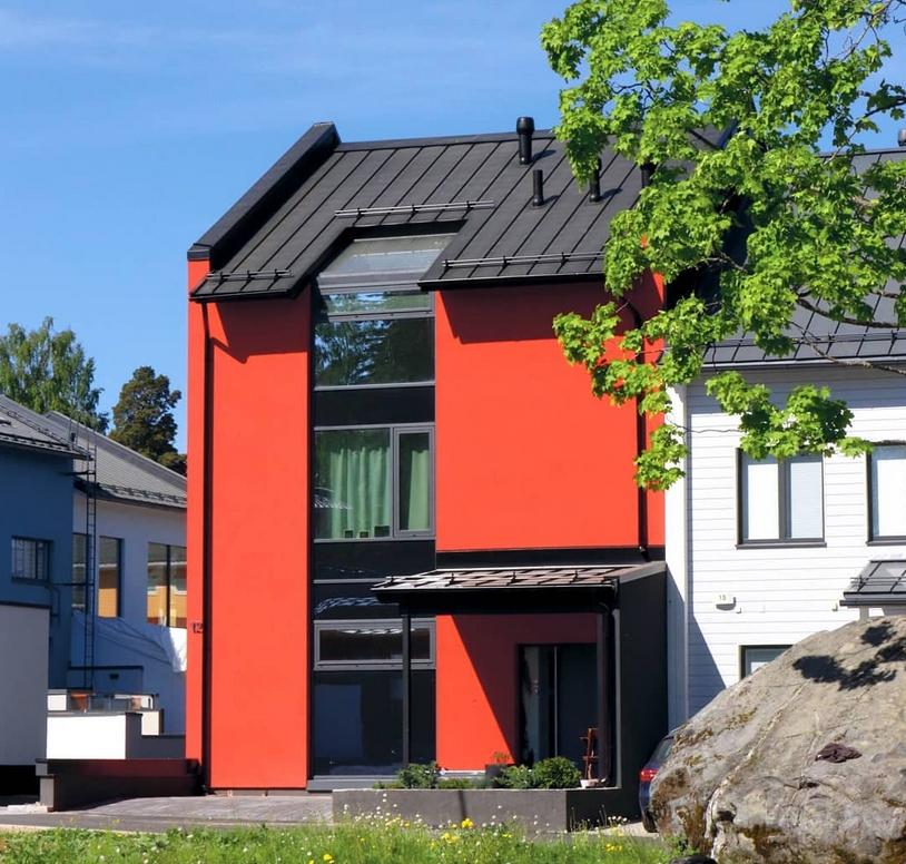 JÄMERÄ EESTI kivimajad, majaprojektid