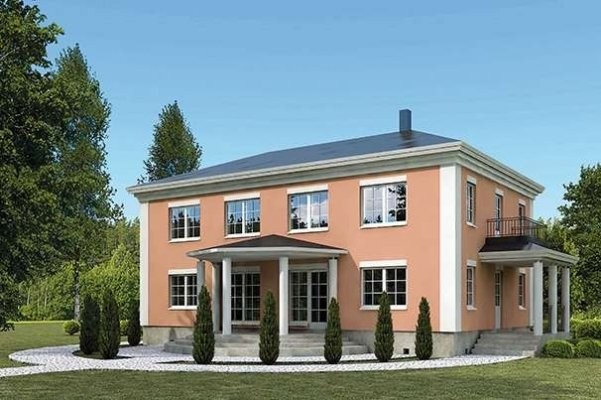 16 - JÄMERÄ EESTI Дом из камня на все 100%