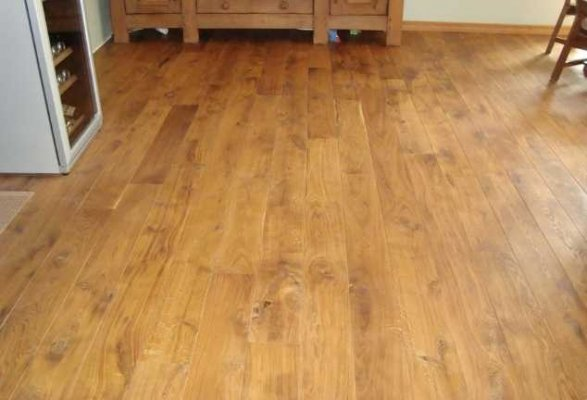 23 - SAARE PÕRAND OÜ Woodengold деревянный пол