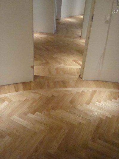10 - SAARE PÕRAND OÜ Woodengold деревянный пол