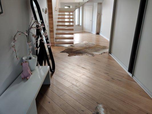 1 - SAARE PÕRAND OÜ Woodengold parquet, floor covering
