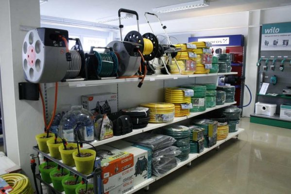AKVEDUKT OÜ veevärgi- ja kütteseadmed, kastmistarvikud