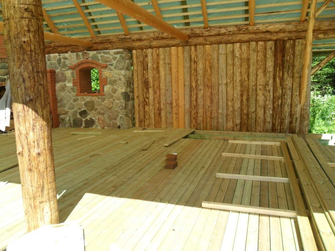 Käsitöö palkmajad, saunamajad - PUPSI AZ OÜ PUPSI AZ OÜ hand made log houses