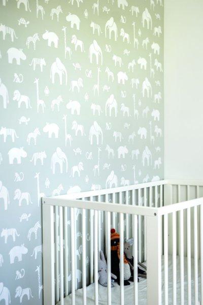 35 - STENCILIT wall stencils, color stencil