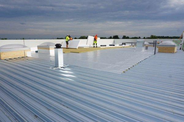 7 - EVARI EHITUS OÜ flat roof constructions and waterproofing