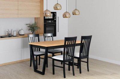 Köögilaud ja toolid Ikon