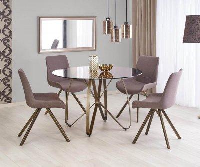 Söögilaud ja toolid Lungo