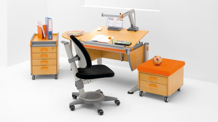 INFORMATIC OÜ laste ergonoomilised MOLL kirjutuslauad ja toolid