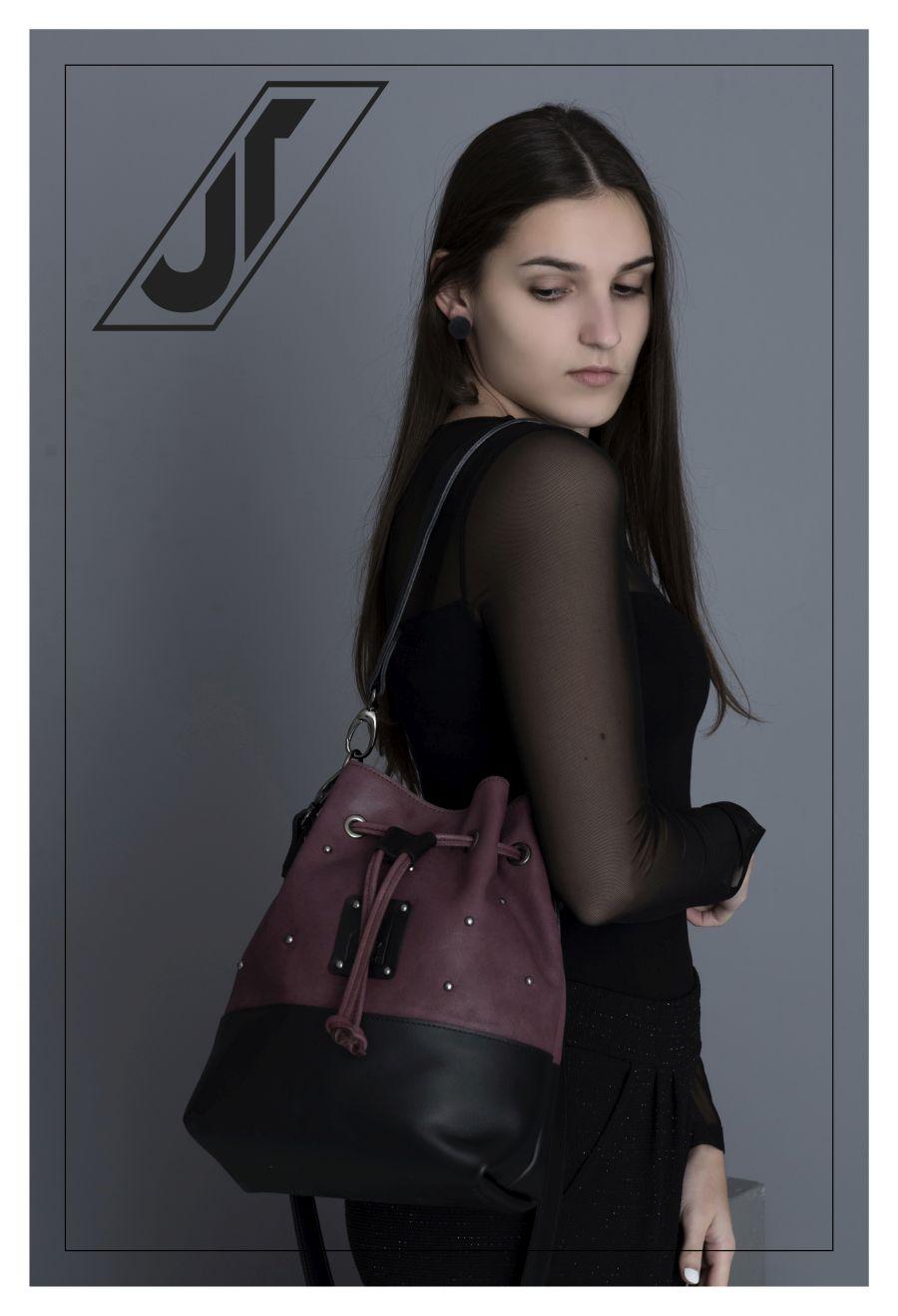 13 - Jaana Trauss Design käsitööna valmivad nahkkotid ja -ehted