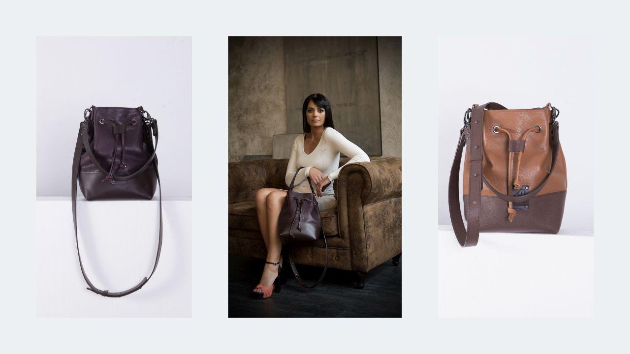 10 - Jaana Trauss Design käsitööna valmivad nahkkotid ja -ehted