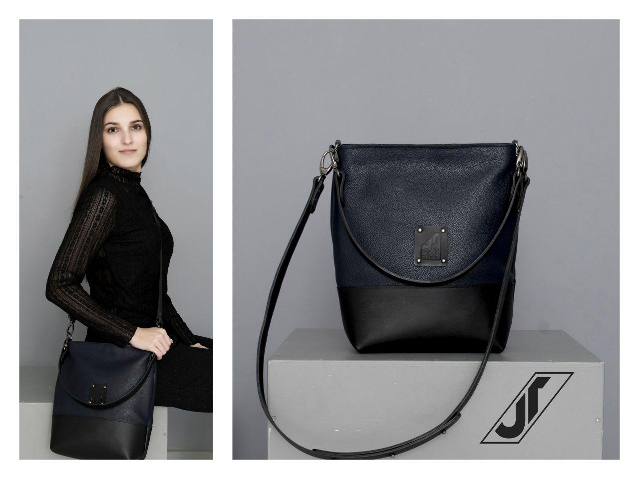 11 - Jaana Trauss Design käsitööna valmivad nahkkotid ja -ehted