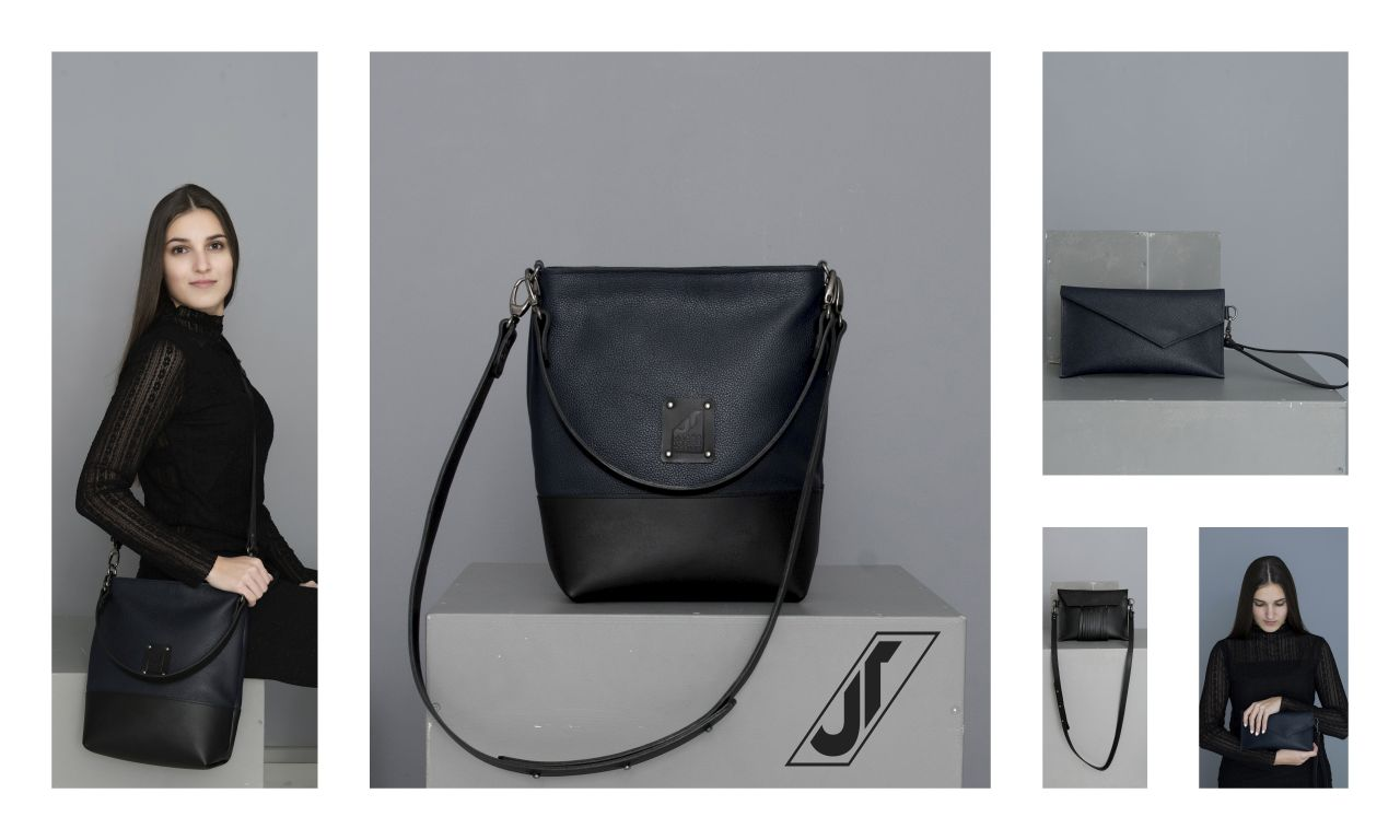 9 - Jaana Trauss Design käsitööna valmivad nahkkotid ja -ehted