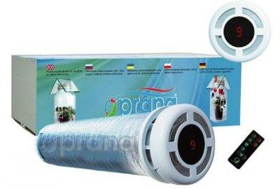 6 - Soojustagastusega ventilatsiooniseade Prana 150