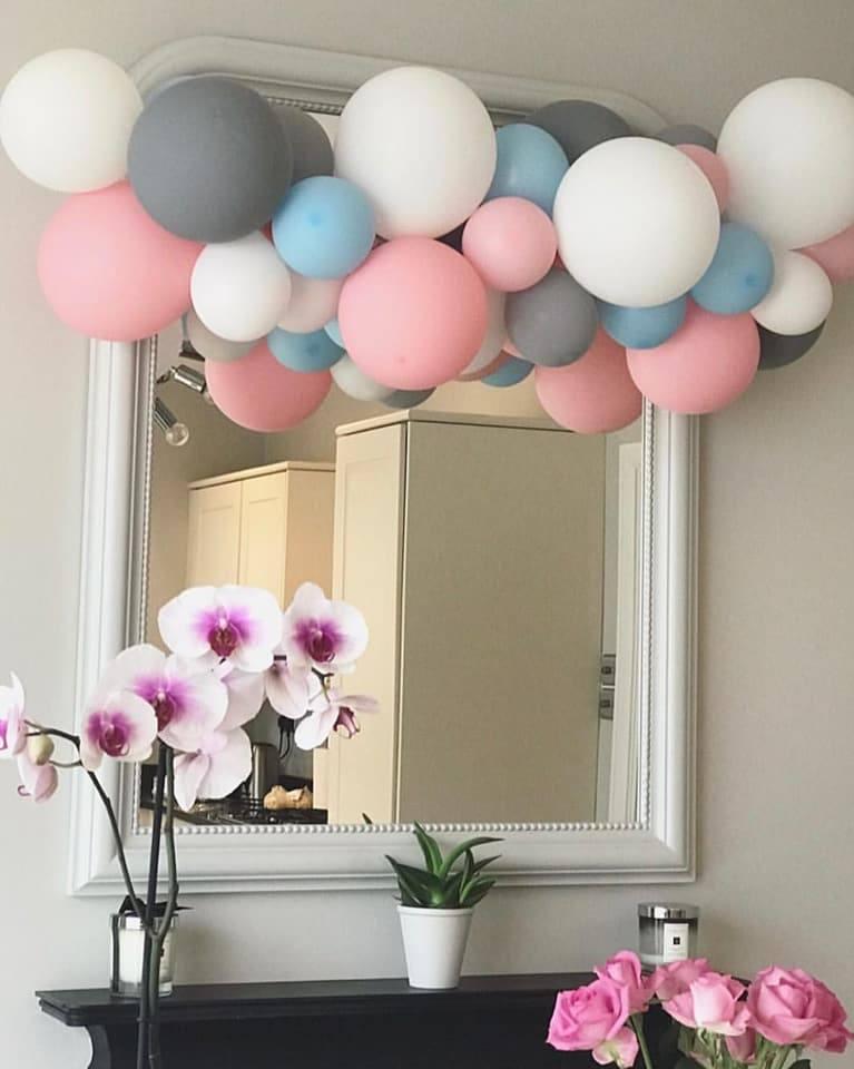 Florgas OÜ heeliumiga õhupallid, gaas õhupallidesse