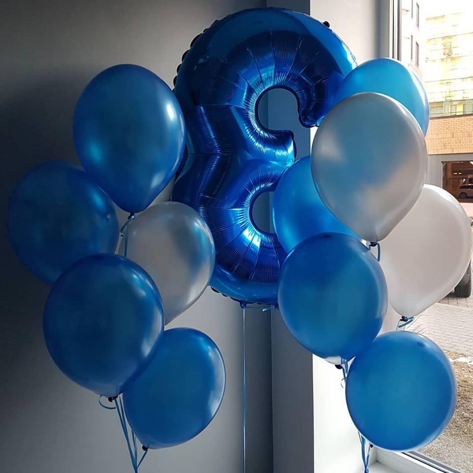 ÕHUPALLISTUUDIO heeliumiga õhupallid, gaas õhupallidesse