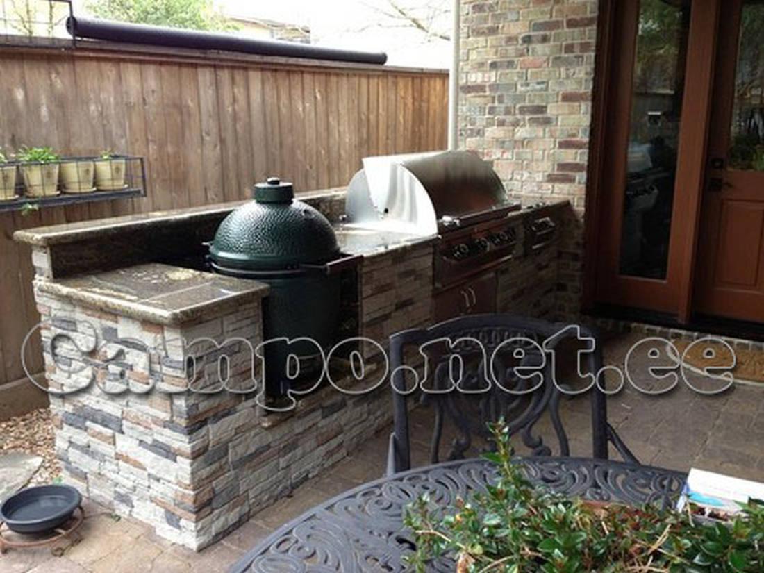 GARDELINO OÜ pizza stoves, terrace fireplaces