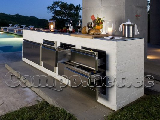 4 - GARDELINO OÜ pizza stoves, terrace fireplaces
