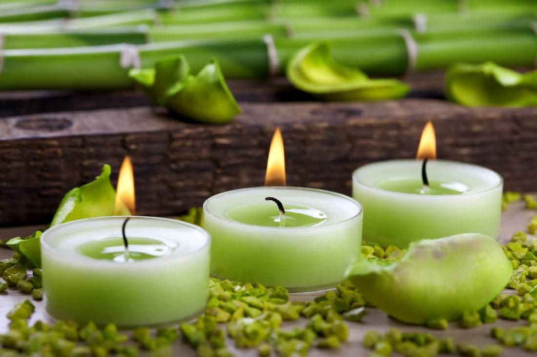 THE CANDLE SHOP lõhnaküünlad, aroomid