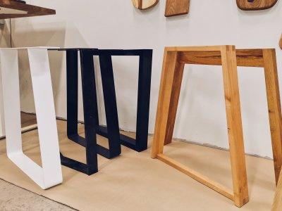 13 - Puidust lauajalad
