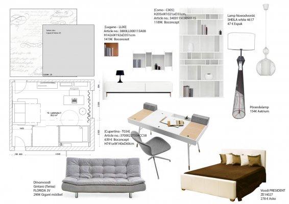 3 - Disainikoda - interior design school and creative workshop