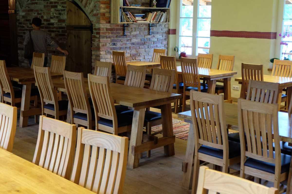 NATUR OÜ söögilaua toolid, puittoolid eritellimusel