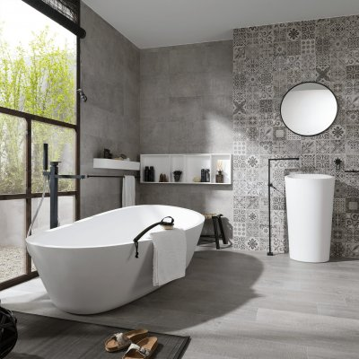 11 - Home Concept Porcelanosa bathroom salon