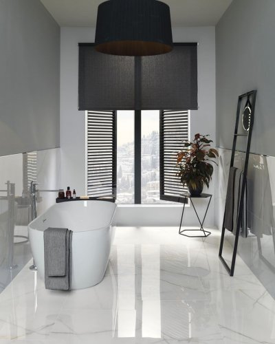 3 - Home Concept Porcelanosa bathroom salon