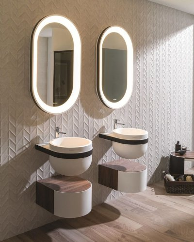 2 - Home Concept Porcelanosa bathroom salon
