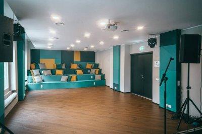 15 - Huub. Uus noorte- ja innovatsioonikeskus Pärnu