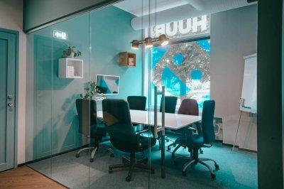 14 - Huub. Uus noorte- ja innovatsioonikeskus Pärnu