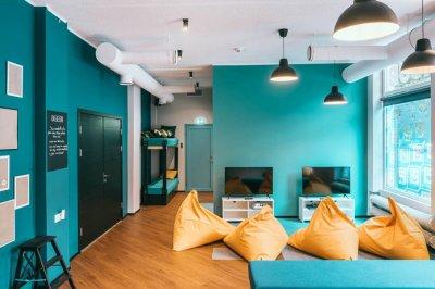 13 - Huub. Uus noorte- ja innovatsioonikeskus Pärnu