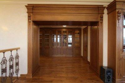 15 - Puitdetailid, mööbel ja trepp