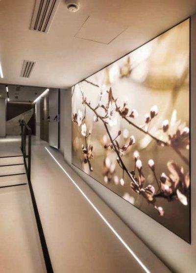 6 - Valgusega seinalahendus. Foto - Apollon Design
