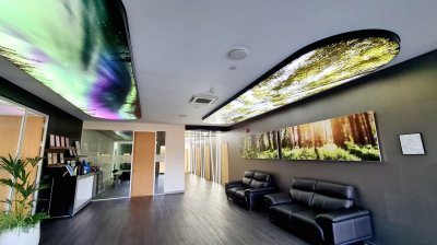 4 - Vecta Design OÜ stretch ceilings, walls and lighting systems