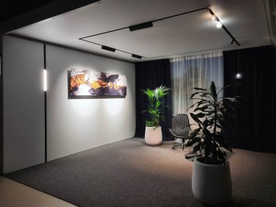 3 - Vecta Design OÜ stretch ceilings, walls and lighting systems
