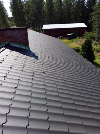 9 - ATK INVEST OÜ kattotyöt, kattomateriaalit