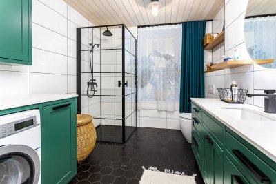 10 - Remonditud vannituba Tallinna kesklinnas