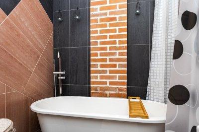 13 - Kadrioru katusekorteri vannitoaremont