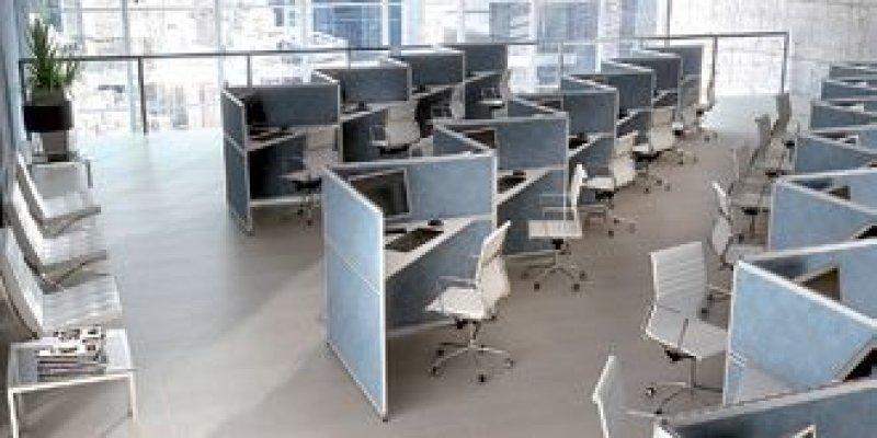 22 - Teisaldatavad ruumijagajad büroos