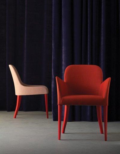3 - Missy tooli ja tugitooli puhul saavad kokku käsitööliste kirg ja kaasaegsed tootmistehnoloogiad