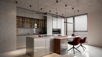 1 - Eritellimusel köögimööbel