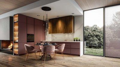 1 - Antiikroosa köök