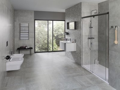2 - PLAADIPUNKT AS keraamiset laatat, kylpyhuonesisustus