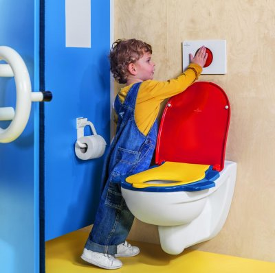 Villeroy & Boch laste vannitoakollektsioon O.Novo.Kids