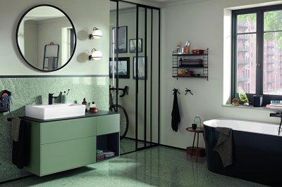 Villeroy & Boch valamu Memento 2.0, vannitoamööbel Finion