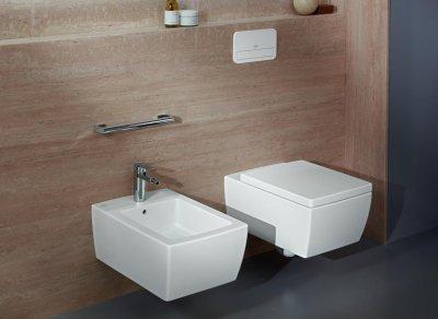 Villeroy & Boch WC-pott ja bidee Memento 2.0
