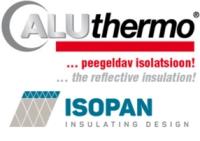 Logo - JAAK TERAS FIE peegeldav isolatsioon ALUTHERMO, laineprofiilid, sandwich paneelid