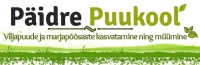 PÄIDRE PUUKOOL fruit trees and berry bushes   logo