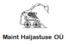 Logo - MAINT HALJASTUSE OÜ haljastusprojektid, niitmisteenus, välistrasside ehitus